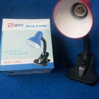 LAMPU MEJA LED H-108-D DIMMER / JEPIT
