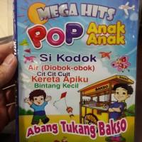VCD KARAOKE LAGU ANAK MEGA HITS POP ANAK (ABANG TUKANG BAKSO)
