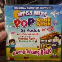 CD EKONOMIS LAGU ANAK MEGA HITS POP ANAK (ABANG TUKANG BAKSO)