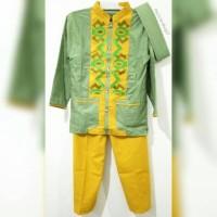 Baju Koko Anak Setelan (Size 13-15)