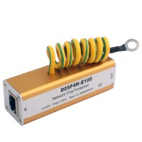 Network Lightning Arrester Surge Protection Device (CYL D05F4H-E100)