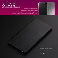 Sony Xperia Z Ultra Slim Leather Flip Case Flipcase Cover Flipcover