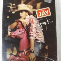 CD Music Original Jay Chow Segel Sony Music Entertainment