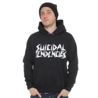 Hoodie Suicidal Tendencies - Hitam