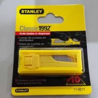 Stanley 11-921T ISI MATA cutter untuk cutter model Stanley classic 99