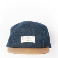 harga Nudie Jeans Monty Five Panel Cap Tokopedia.com
