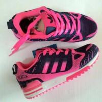Sepatu Cewek Adidas ZX 750 Premium Import.