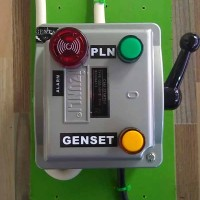 Tuas Pemindah listrik PLN ke Genset / ATS 30A