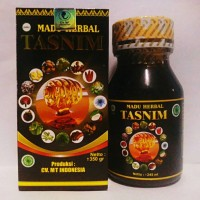 Madu Herbal Tasnim Multi Manfaat 17 in 1