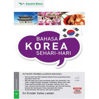 BAHASA KOREA SEHARI-HARI + CD AUDIO
