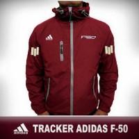 Jual jaket gunung tracker adidas maroon Murah