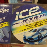 TurtleWax ICE Synthetic Paste Polish 227gr