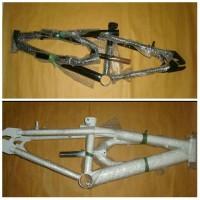 harga Frame + fork BMX Tokopedia.com