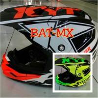 harga Helm motocross kyt / Helm motocross kyt cross over Tokopedia.com