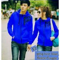 Qing luoc blue couple