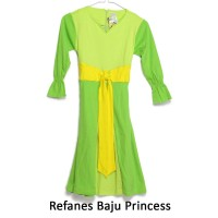 Refanes Baju Princess (baju muslimah anak)