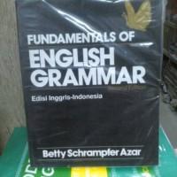 harga Fundamentals Of English Grammar edisi 2 Tokopedia.com