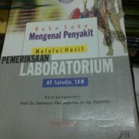 harga buku saku mengenal penyakit melalui hasil pemeriksaan laboratorium Tokopedia.com