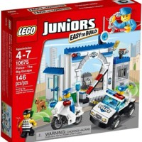 Lego Junior 10675 Police The Big Escape