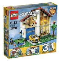 Lego Creator 31012 3 in 1 Family House