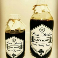"black honey ""raw baduy"""