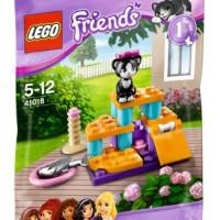 Lego Cat's Playground 41018 Friends Animal Series 1 Girl Cat Kucing