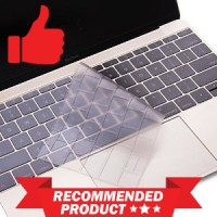 Keyboard Silicone Cover Protector Skin for Macbook 12 Inch / New Macbo