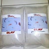 penjernih kolam ikan hias (premium clay dhanimon)