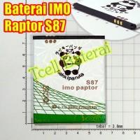 Baterai IMO Raptor S87