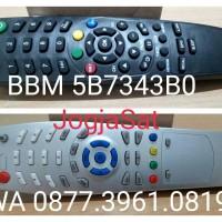 Remote Orange Tv Hitam