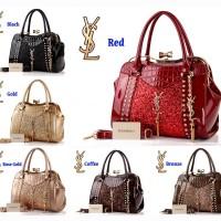 harga BEST SELLER !! Bag Tas Cewek Wanita YSL #GRAT 33x12x27. Semprem Tokopedia.com
