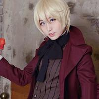 Wig Alois Trancy Kuroshitsuji Wig RsW cosplay Taobao