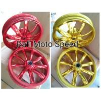 harga Velg Power Xeon Rc - Fino125 - Mio Sporty - Mio M3 -mio J - Gt 125 Tokopedia.com