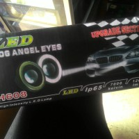 Foglamp Led Putih Angel Eyes