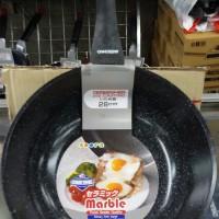 harga Marble Ceramic Wok Akebonno 28cm Tokopedia.com