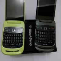 blackberry style murah bb 9670 Rainbow cantik belum inject