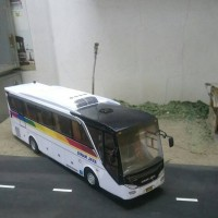 harga Miniatur bus Sinar Jaya jb2+ Tokopedia.com