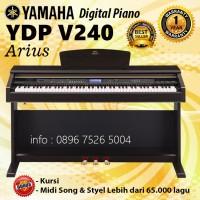 Digital Piano Yamaha Arius YDP V240 / Arius YDP V240 / YDP 240