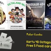 harga kartu magic 4d octagon Tokopedia.com