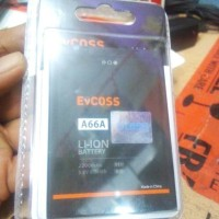 Baterai Original 100%  Evercoss elevate Y a66a