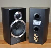 Speaker Wharfedale Diamond 10.2 Black Bookshelf baru
