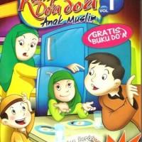 VCD Original Doa Anak Muslim Vol.1