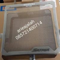cover tutup radiator satria fu 150 injeksi