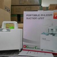 Portable Phlegm Suction Unit/Alat Sedot Dahak