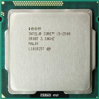 PROCESSOR CORE I5 2500 (3.3Ghz) + FAN INTEL ORIGINAL / SOCKET LGA 1155