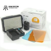 LED LIGHT VIDEO XT-160