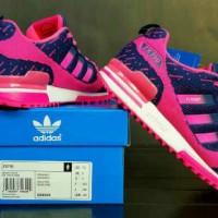 sepatu sport casual running wanita adidas zx 750 women