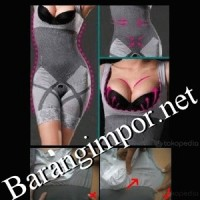 Jual NATURAL BAMBOO SLIMMING SUIT Murah