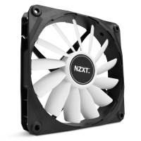 NZXT FZ-140 - 14CM Fan - 1200RPM - 13 Blade - Sleeved Cable