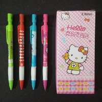 Pensil Mekanik Hello Kitty 2 Mm No.8006